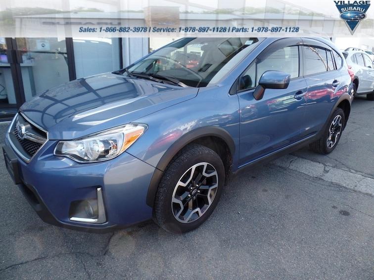 Used 2016 Subaru Crosstrek Premium Man 2.0i Premium in Acton Massachusetts