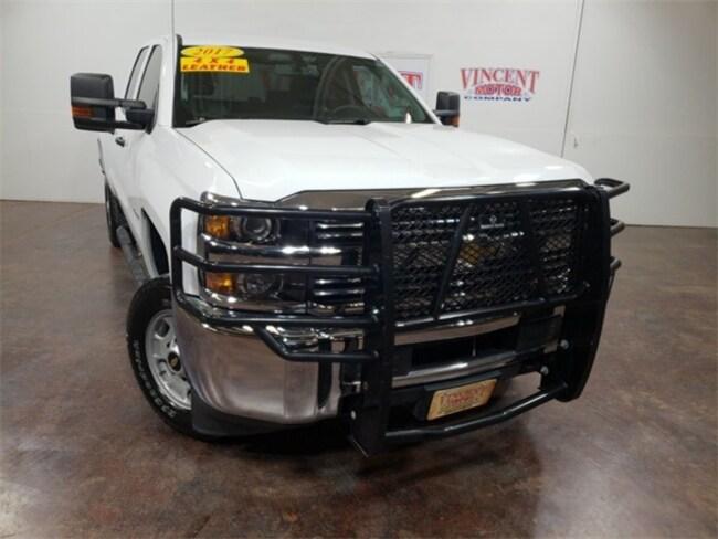 2017 Chevrolet Silverado 2500HD Work Truck Truck