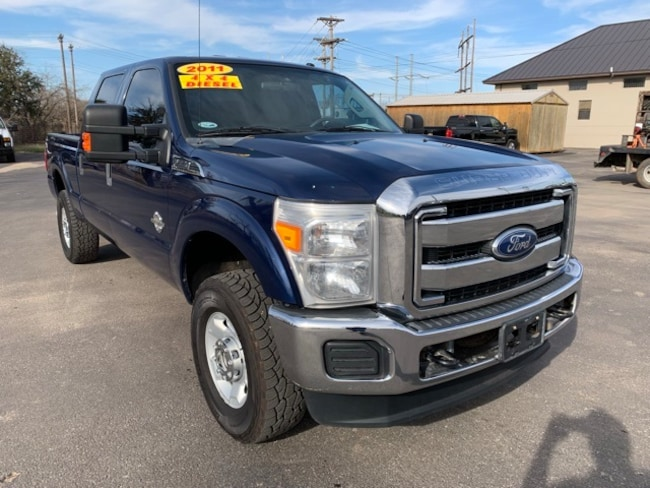 2011 Ford F-250SD XLT Truck