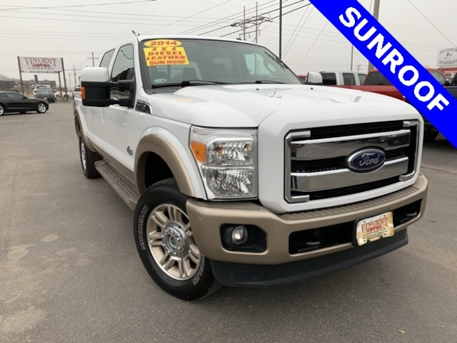 2014 Ford F-250SD King Ranch Truck