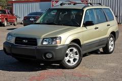 2004 Subaru Forester 2.5 X SUV