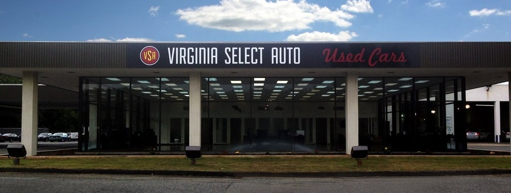 Virginia Select Auto Serving Lynchburg