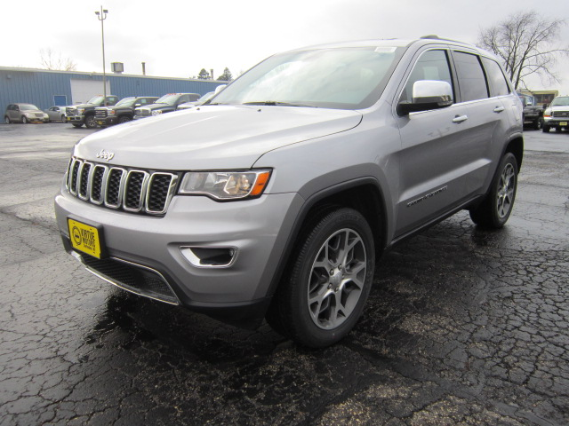 New 2019 Jeep Grand Cherokee Limited 4x4 For Sale