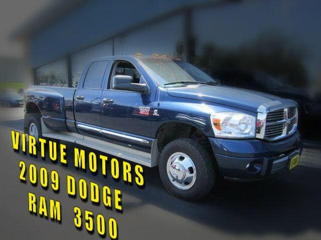 2009 Dodge Ram 3500 Truck Quad Cab