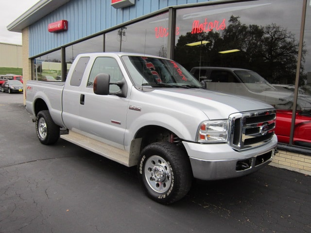 2007 Ford F-250 Truck Super Cab