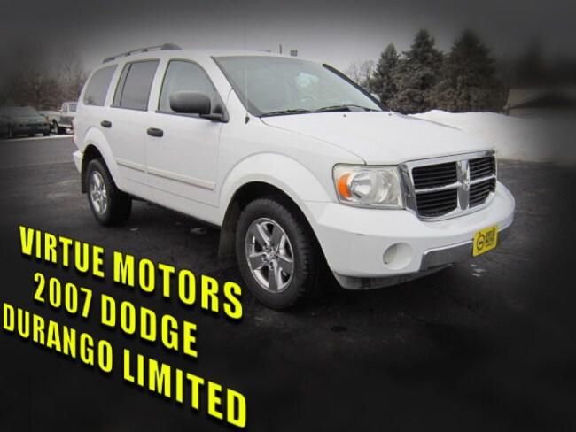 2007 Dodge Durango Limited SUV
