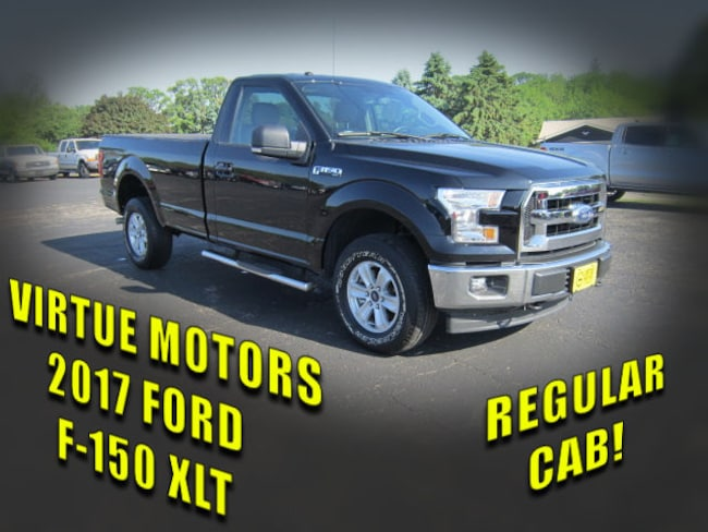2017 Ford F-150 XLT Regular Cab Pickup