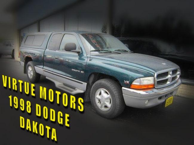Used 1998 Dodge Dakota For Sale Darlington Wi