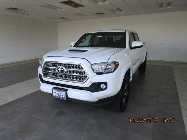 2016 Toyota Tacoma For Sale >> Used 2016 Toyota Tacoma For Sale Visalia Ca 3tmbz5dn4gm003900