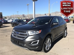 Used 2018 Ford Edge Titanium SUV 2FMPK4K82JBC02238 for Sale in Alamogordo,NM