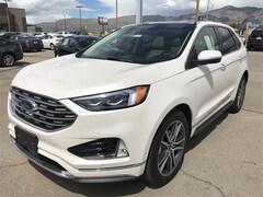 New 2019 Ford Edge Titanium SUV Alamogordo,NM