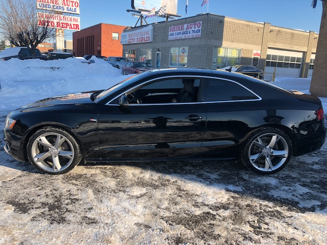 Used 2012 Audi A5 For Sale At Vision Fine Cars Vin Wau4fbfr3ca005755