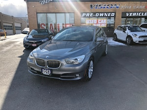 2013 BMW 535I xDrive (A8)/CLEAN CAR PROOF/NAVI/SENSORS