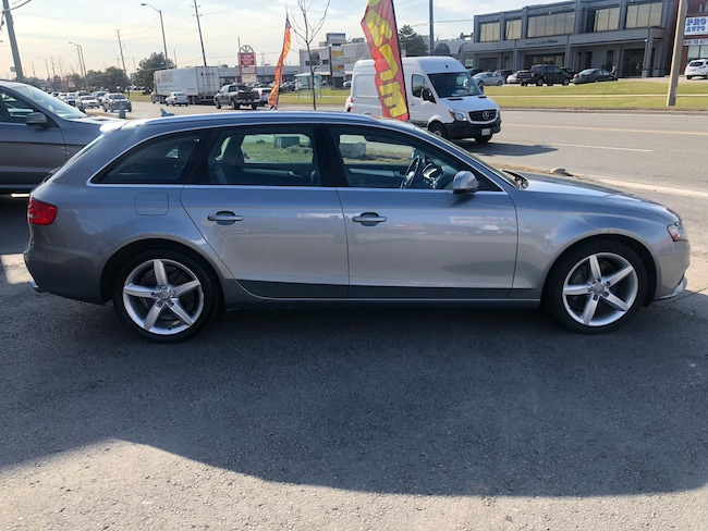 2011 Audi A4 2.0T Premium Plus /NAVIGATION/B UP CAMERA Wagon
