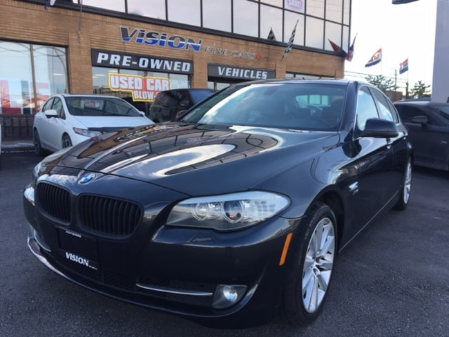2012 BMW 528i i xDrive / NAVIGATION / Sedan