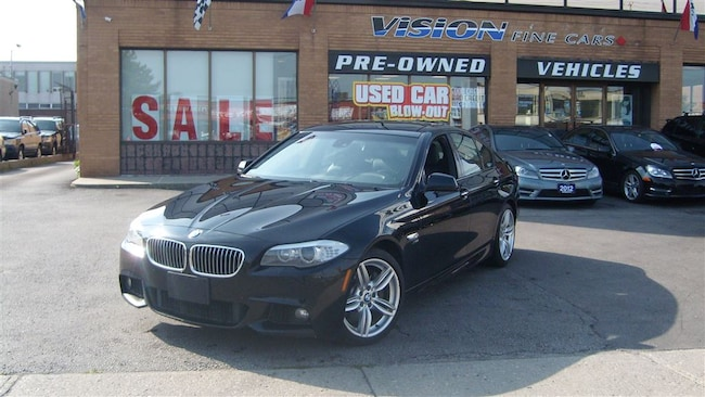 2012 BMW 535i Xdrive (A8)/LEATHER/SUNROOF/NAVIGATION Sedan
