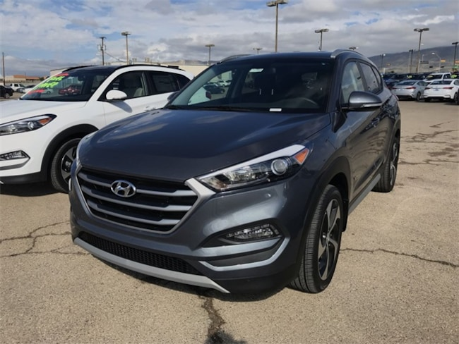 2018 Hyundai Tucson Sport Wagon