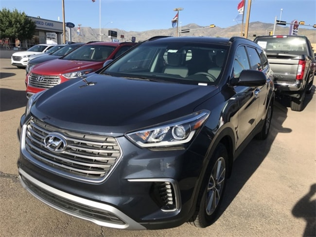 2018 Hyundai Santa Fe SE Wagon