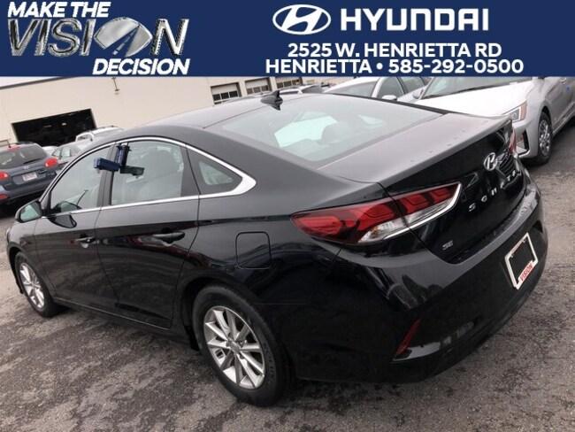Vision Hyundai Henrietta >> Used 2018 Hyundai Sonata For Sale at Vision Hyundai ...