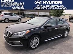 2015 Hyundai Sonata Limited w/PZEV Sedan