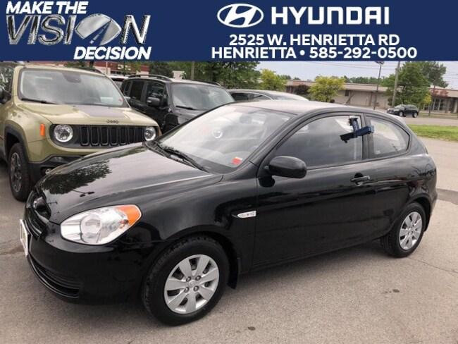 2010 Hyundai Accent GS Hatchback