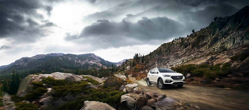 Hyundai Santa Fe Sport Takes On The Honda Competition Here In Webster