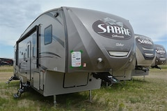 New 2015 SABRE 323RBSS in Acheson, AB