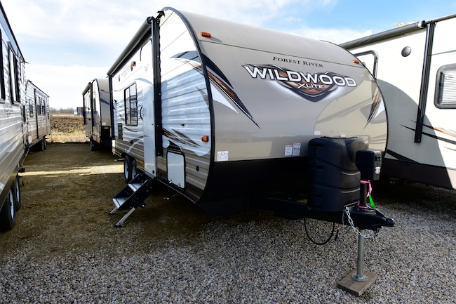 New 2019 WILDWOOD BY FOREST RIVER 201BHXL in Acheson, AB