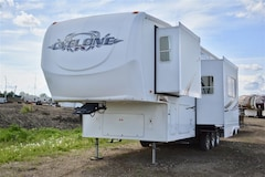 Used 2008 Cyclone by Heartland 3210 - in Acheson, AB