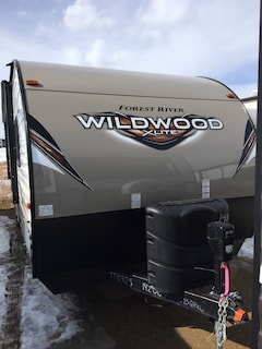 New 2018 WILDWOOD 273 QBXL in Acheson, AB