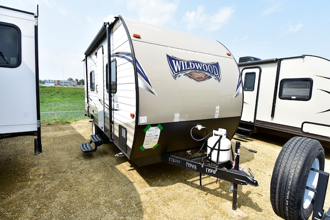 New 2018 WILDWOOD 175FB in Acheson, AB