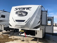 New 2018 SABRE 27BHD in Acheson, AB