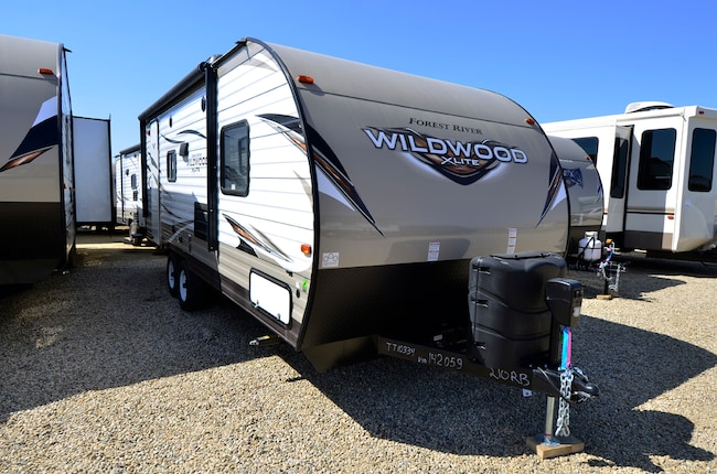 New 2018 WILDWOOD 210RBXL in Acheson, AB