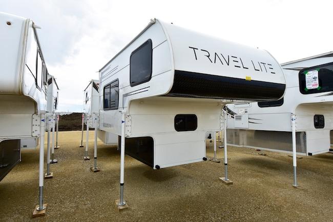 New 2018 TRAVEL LITE 700SL in Acheson, AB