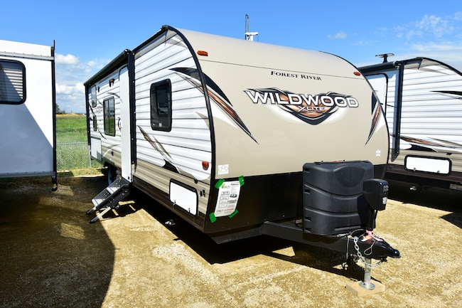 New 2018 WILDWOOD 261BHXL in Acheson, AB