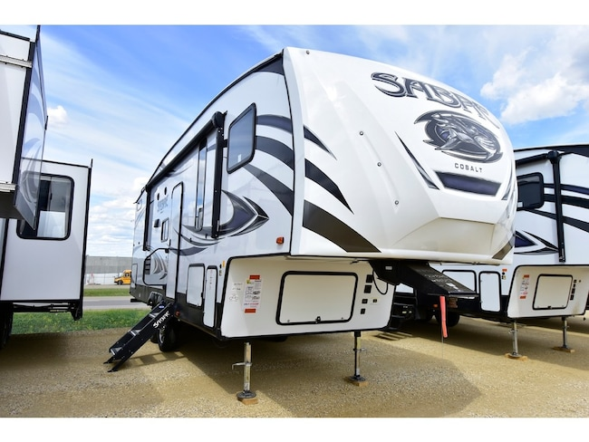 New 2019 SABRE 27BHD in Acheson, AB