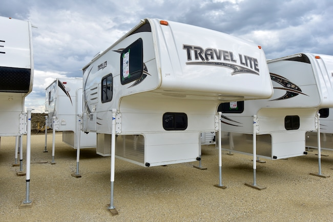 New 2018 TRAVEL LITE 770RSL in Acheson, AB