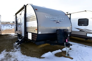 2019 WILDWOOD BY FOREST RIVER 171RBXL