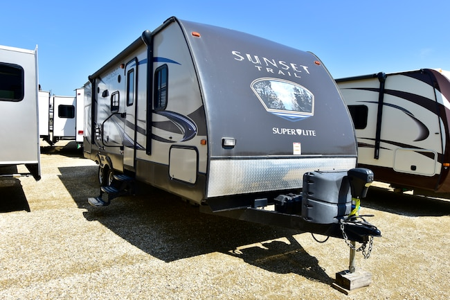 Used 2014 SUNSET TRAIL 25RB in Acheson, AB