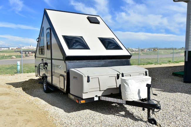 Used 2016 COACHMEN Clipper Classic 12RBST in Acheson, AB