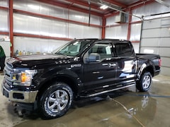 New Ford for sale  2019 Ford F-150 XL 4x4 SuperCrew Cab Styleside 5.5 ft. box 145 in. Truck SuperCrew Cab in Wahpeton, ND