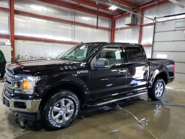 2019 Ford F-150 XL 4x4 SuperCrew Cab Styleside 5.5 ft. box 145 in. Truck SuperCrew Cab