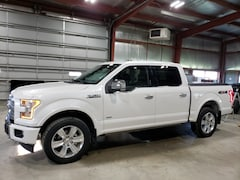 Used Vehicles for sale 2017 Ford F-150 Platinum 4x4 SuperCrew Cab Styleside 5.5 ft. box 1 Truck SuperCrew Cab in Wahpeton, ND