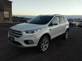 2019 Ford Escape Titanium 4x4 SUV