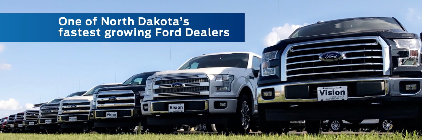Ford Dealers Mn >> About Vision Ford Lincoln Llc New Ford And Used Car Dealer
