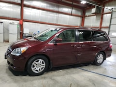 Used Vehicles for sale 2007 Honda Odyssey EX Passenger Van in Wahpeton, ND