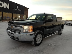 2013 Chevrolet Silverado 1500 LT 4x4 Extended Cab 6.6 ft. box 143.5 in. WB Truck Extended Cab
