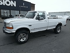 Used Vehicles for sale 1997 Ford F-250 XL 4x4 Standard Cab 133 in. WB HD Truck Standard Cab in Wahpeton, ND