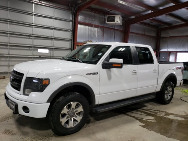 2014 Ford F-150 FX4 4x4 SuperCrew Cab Styleside 5.5 ft. box 145 in Truck SuperCrew Cab