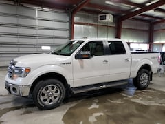 Used Vehicles for sale 2013 Ford F-150 Lariat 4x4 SuperCrew Cab Styleside 5.5 ft. box 145 Truck SuperCrew Cab in Wahpeton, ND
